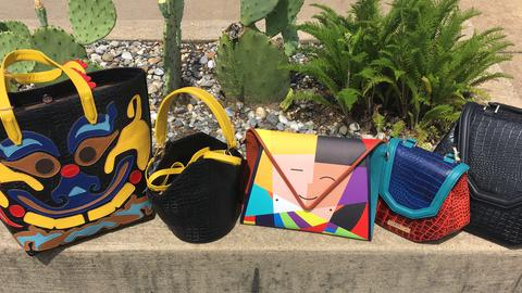 DESIGNER SPOTLIGHT: JACQUELINE SURIANO'S ETHICALLY-DRIVEN HANDBAG