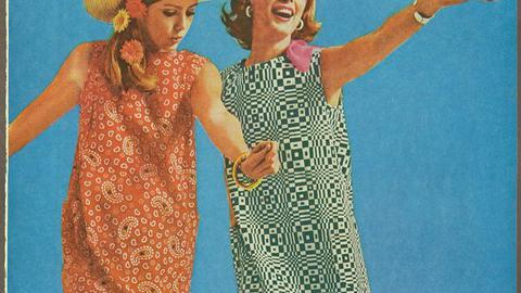 CUTTING EDGE: FAST FASHION'S PAPER DRESSES OF THE MID 60'S