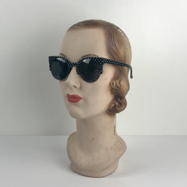 Black Sunglasses-ESSE Purse Museum & Store