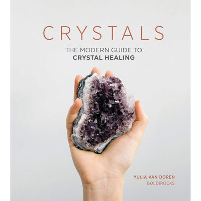 Crystals: The Modern Guide to Crystal Healing-ESSE Purse Museum & Store