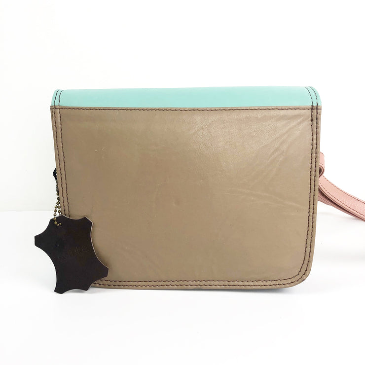 Soruka Bag: Small Square Crossbody-ESSE Purse Museum & Store