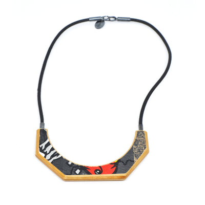 Tara Locklear Necklace: Arc-ESSE Purse Museum & Store