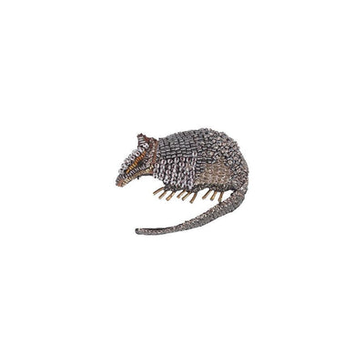 Trovelore Brooch: Armadillo-ESSE Purse Museum & Store