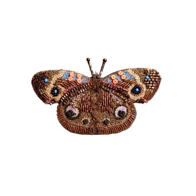 Trovelore Brooch: Buckeye Butterly-ESSE Purse Museum & Store