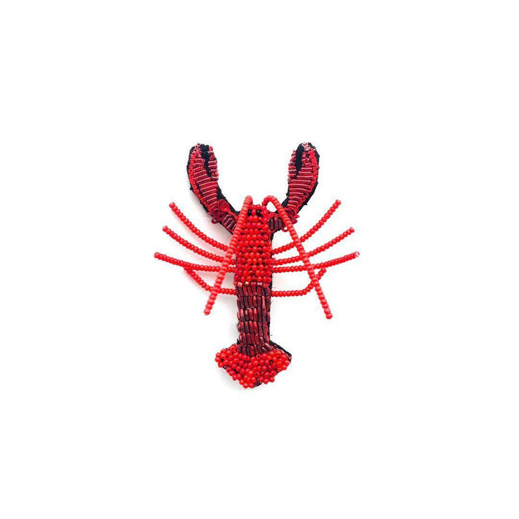 Trovelore Brooch: Red Lobster-ESSE Purse Museum & Store