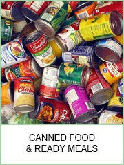 Canned Food & Ready Meals