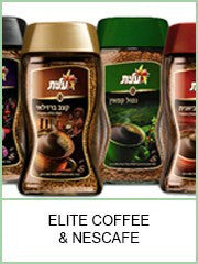 Coffee, Elite and Nescafe