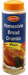 Osem - Plain Bread Crumbs, 15.0-Ounce Packages - MakoletOnline
