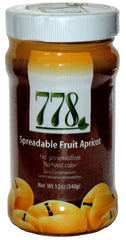 778 - Spreadable Fruit, Apricot. - MakoletOnline