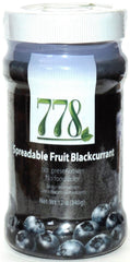 778 - Spreadable Fruit, Blackcurrant. - MakoletOnline