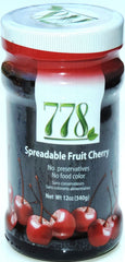 778 - Spreadable Fruit, Cherry - MakoletOnline