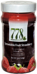 778 - Spreadable Fruit Strawberry. - MakoletOnline