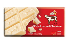 Elite - Milk White Chocolate Bar (Megadim)