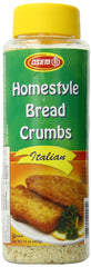 Osem - Italian Seasoned Bread Crumbs, 15.0-Ounce Packages - MakoletOnline