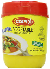 Osem - Vegetable Soup & Seasoning Mix. - MakoletOnline