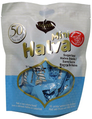 Achva - Mini Halva Snacks, Sugarless. - MakoletOnline