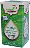 Adanim - Organic Verbena, Lemongrass & Orange Flowers Tea (Good Night)