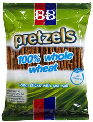 Beigel Beigel - Pretzels, 100% Whole Wheat, long sticks with sea salt. - MakoletOnline