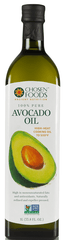 Chosen Foods - 100% PURE HIGH HEAT AVOCADO OIL FOR COOKING, 1 liter. - MakoletOnline