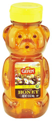 Gefen - Honey Bear, Pure Clover Honey, 12 Ounces. - MakoletOnline