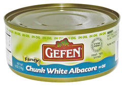 Gefen - Chunk White Albacore in Oil.