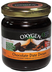 Oxygen - Chocolate Date Dream, No Added Sugar - MakoletOnline