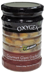 Oxygen - Gourmet Giant Cracked Olives - MakoletOnline
