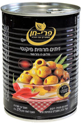 Pri-Chen - Piquant Pitted Olives.