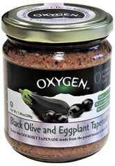 Oxygen - Black Olives and Eggplant Tapenade (By Aunt Berta)