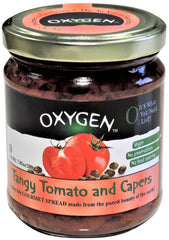 Oxygen - Tangy Tomato and Capers (By Aunt Berta)