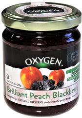 Oxygen - Brilliant Peach Blackberry (By Aunt Berta)