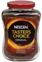Osem - Nescafe, Taster's Choice Instant Coffee.