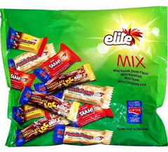 Elite - Mix mini chocolate bars. - MakoletOnline