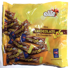 Elite - Mini chocolate logs, Mekupelet, 400 gr. - MakoletOnline