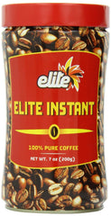 Elite - Coffee Instant Tin, 7-Ounce - MakoletOnline