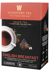 Wissotzky, Signature Collection - English Breakfast - MakoletOnline