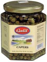Galil - Capers, 20 Ounces. - MakoletOnline