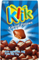 Klik Kariot-Pillows Chocolate Covered 2.64 Ounces - MakoletOnline