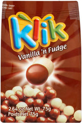 Klik, Vanilla 'n Fudge, 2.64 Ounces - MakoletOnline