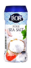 Lior - Fine Table Sea Salt,  8.8 Ounce Shaker - MakoletOnline