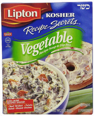 Lipton - Vegetable Soup and Dip Mix. - MakoletOnline