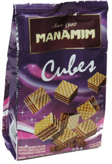 Manamim - Cubes, With Chocolate Flavored Cream. - MakoletOnline