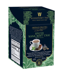 Wissotzky Signature Collection - Spiced Nana Mint Chai