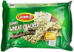 Osem - Sunny Wheat Cracker, Whole Grains & Multi Seeds, 6.7-Ounce Package - MakoletOnline