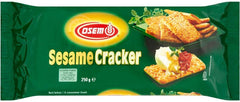 Osem - Sesame Cracker,  8.8-Ounce Package - MakoletOnline