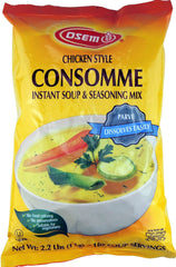 Osem- Soup & Seasoning Mix, Chicken Style Consomme, 2.2 lb bag. - MakoletOnline