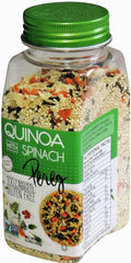 Pereg - Quinoa with Spinach. - MakoletOnline