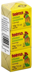 Telma, Chicken Consomme Cube, 3 cubes of 0.5 Ounce. - MakoletOnline