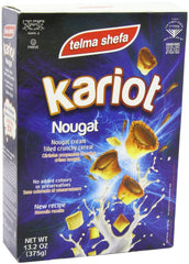 Telma - Kariot Nougat creme filled Cereal, 13.2 Ounces. - MakoletOnline