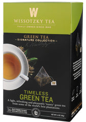 Wissotzky, Signature Collection - Timeless green tea - MakoletOnline